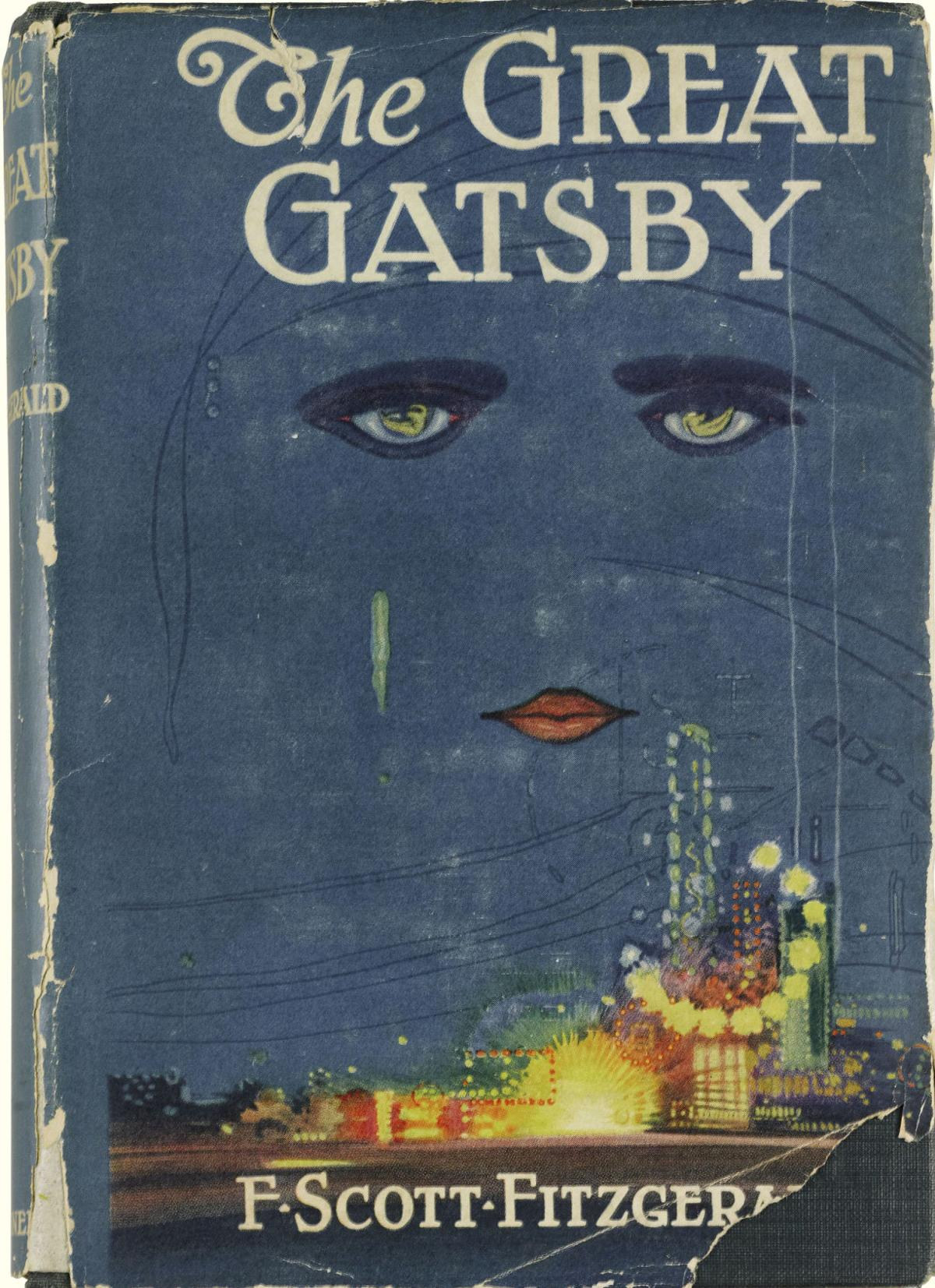 the emptiness of materialism in the great gatsby by f scott fitzgerald Through the characters in the great gatsby and american beauty, sam mendes and fs fitzgerald seem to imply that this latter way is better and yields more fruitful results bibliography:commager, henry steele.