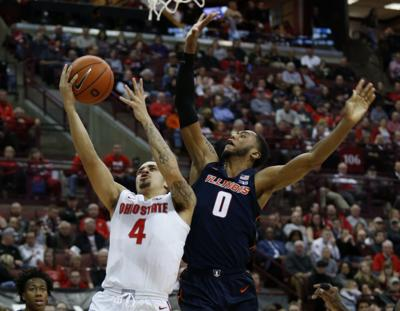 Illini Freshman Griffin Proving Hes Not Just A Shooter