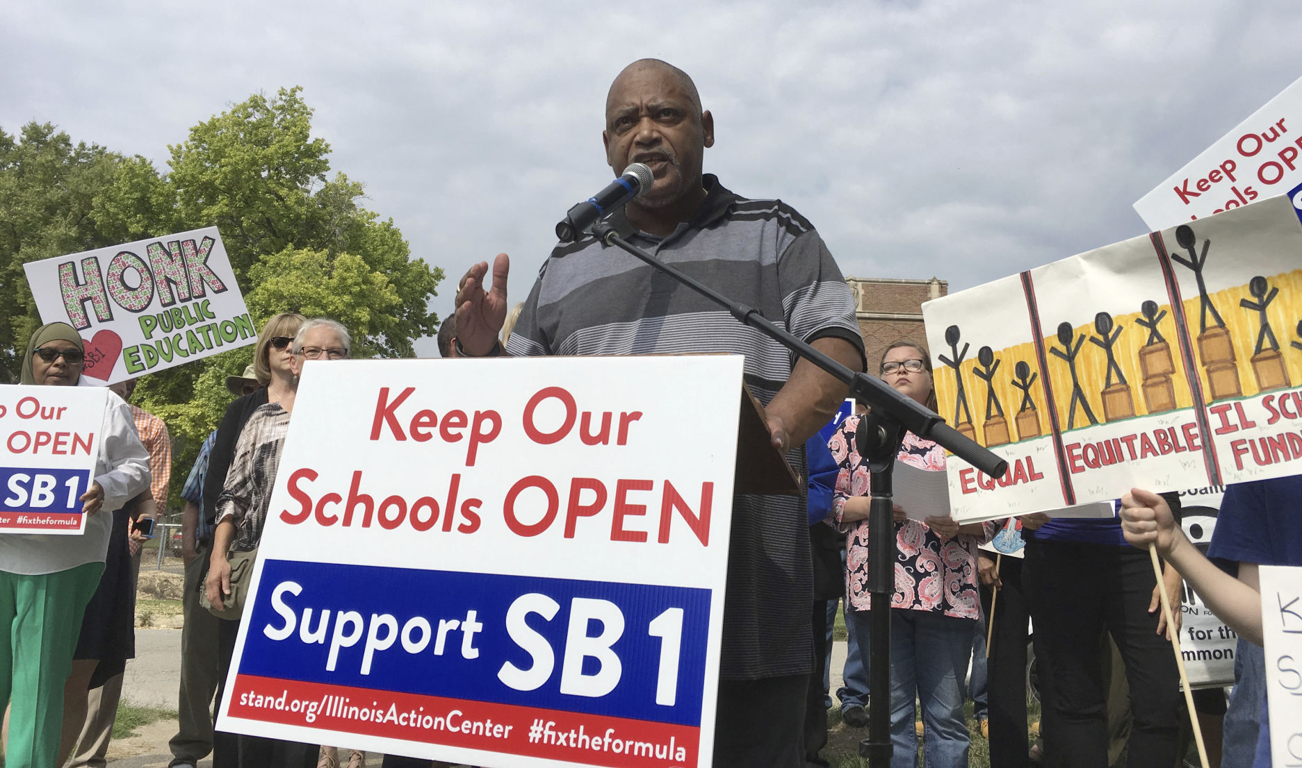 Illinois Senate Overrides Rauner's Veto on School Funding