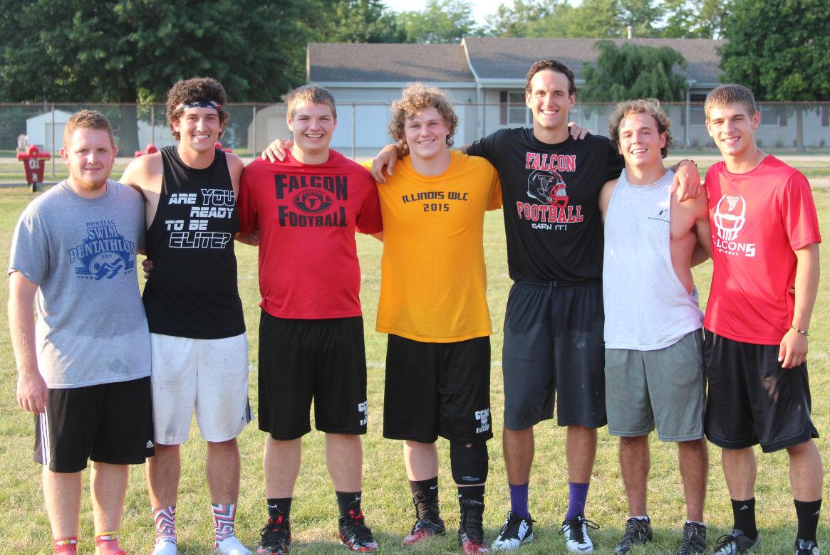 Football seniors