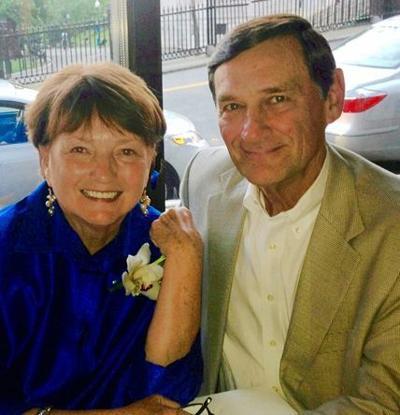 Donna and Darrell Hartweg