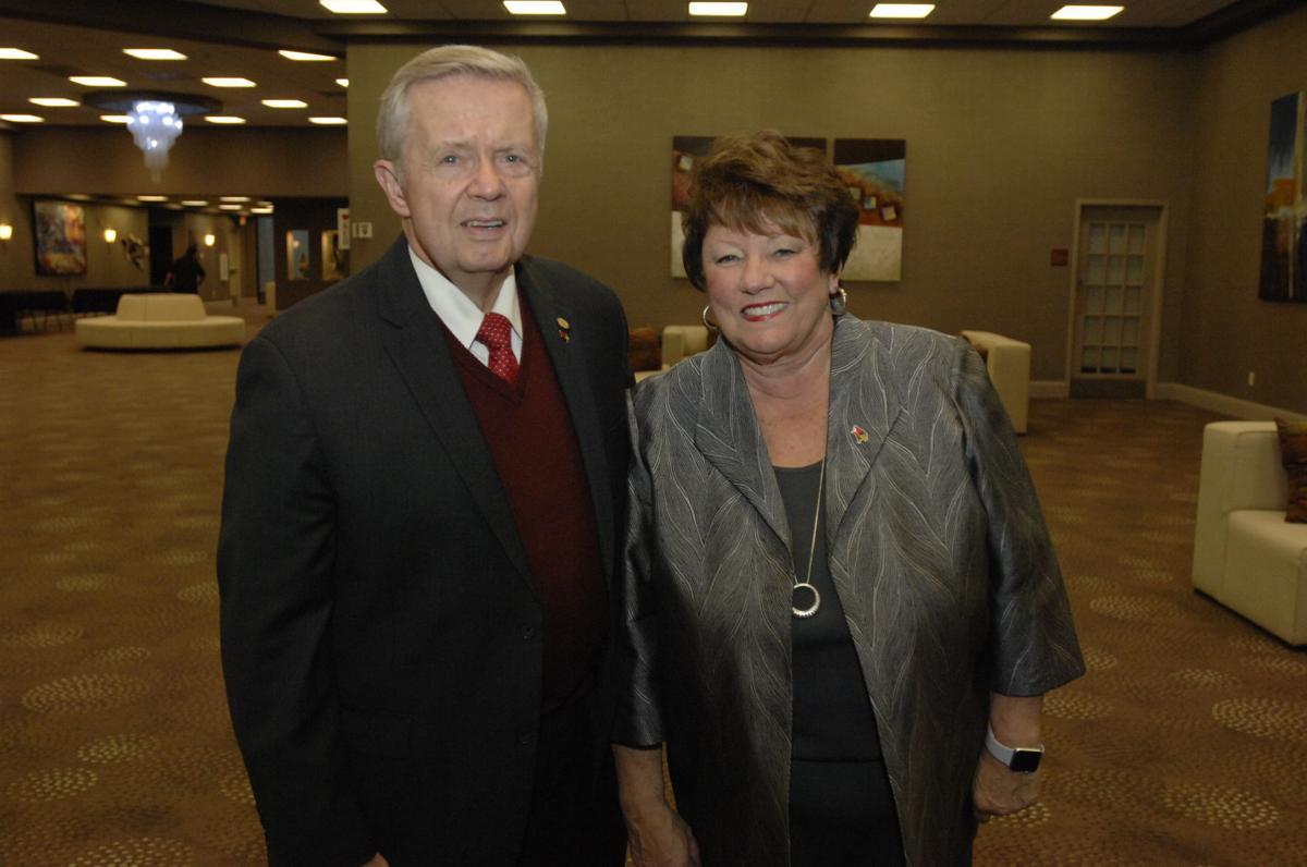 Entrepreneur of the Year honorees Bob and Julie Dobski