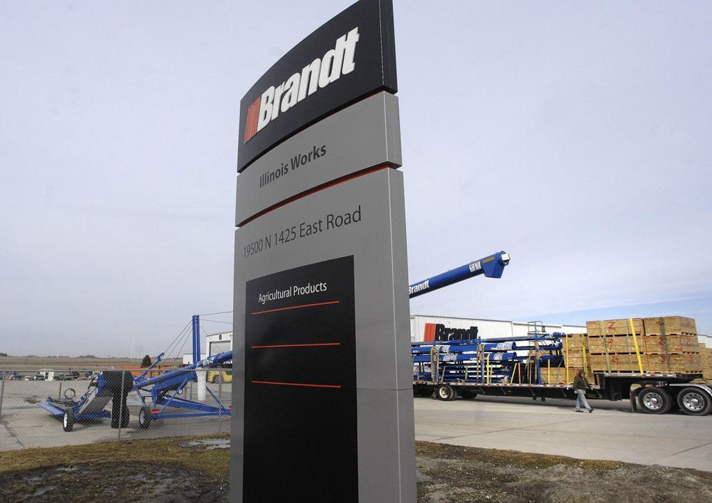 Normal OKs Enterprise Zone Expansion Sought By Brandt