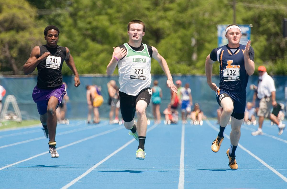 IHSA Boys State Track 05/28/15