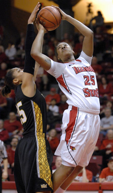 Illinois State vs Wichita State Womens Basketball 1