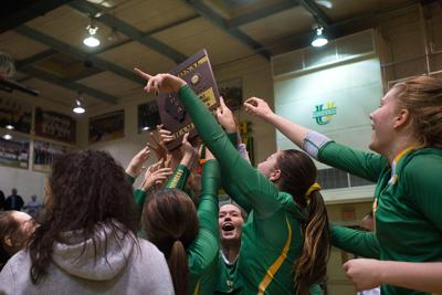 Upcoming schedule for Pantagraph area girls prep volleyball teams in sectionals