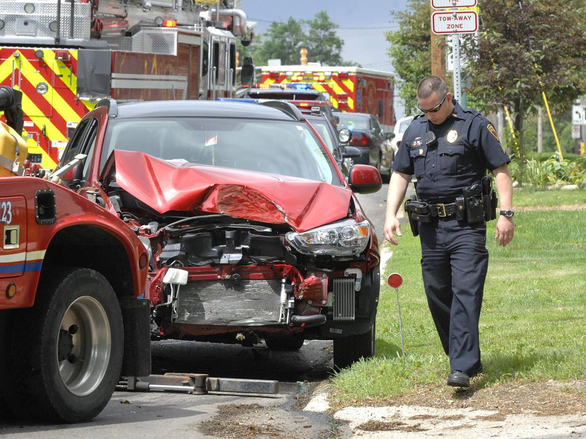 Car Accident Bloomington Il