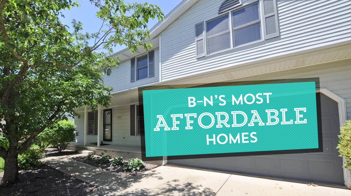Most Affordable Homes in Bloomington-Normal
