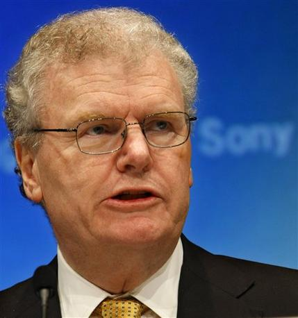 Sony CEO Howard Stringer