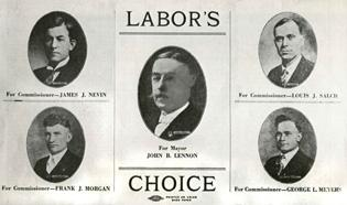Labor Party nearly staged upset in 1919 election