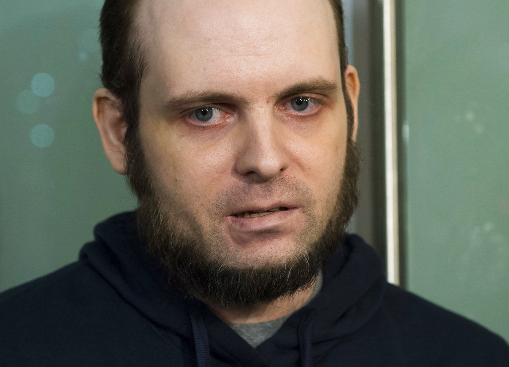 Canada Afghanistan Couple Rescued