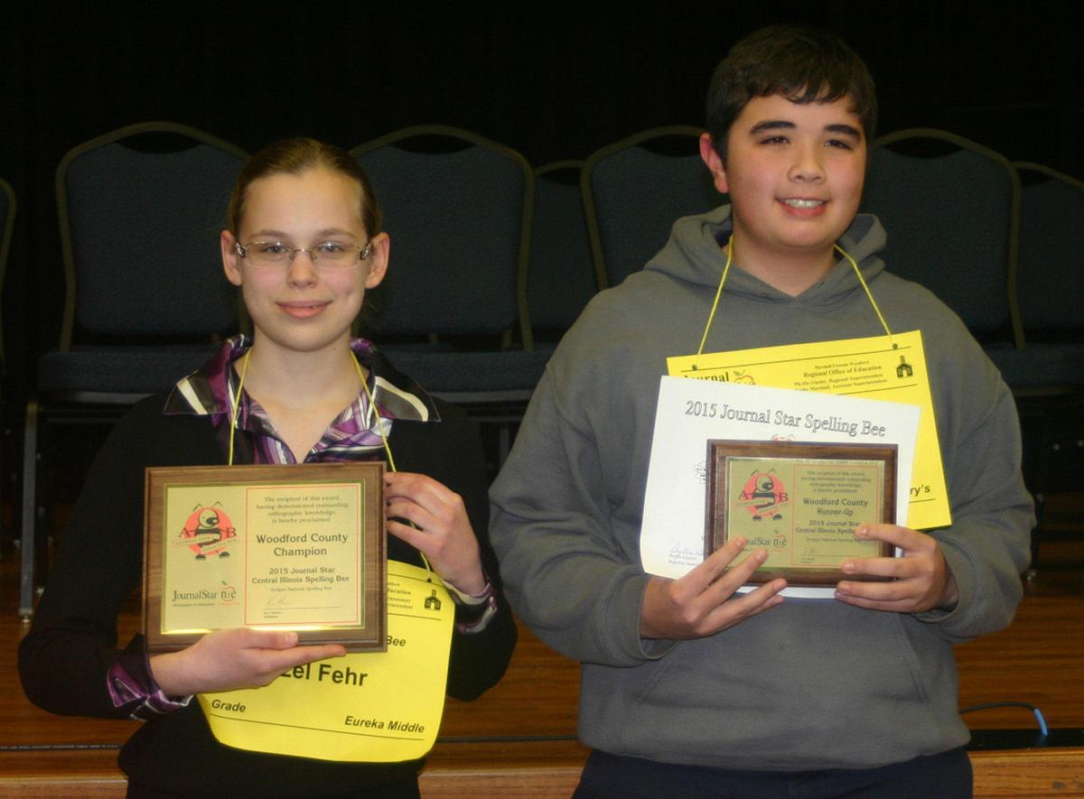 Illinois woodford county metamora - Ems Student Wins County Bee