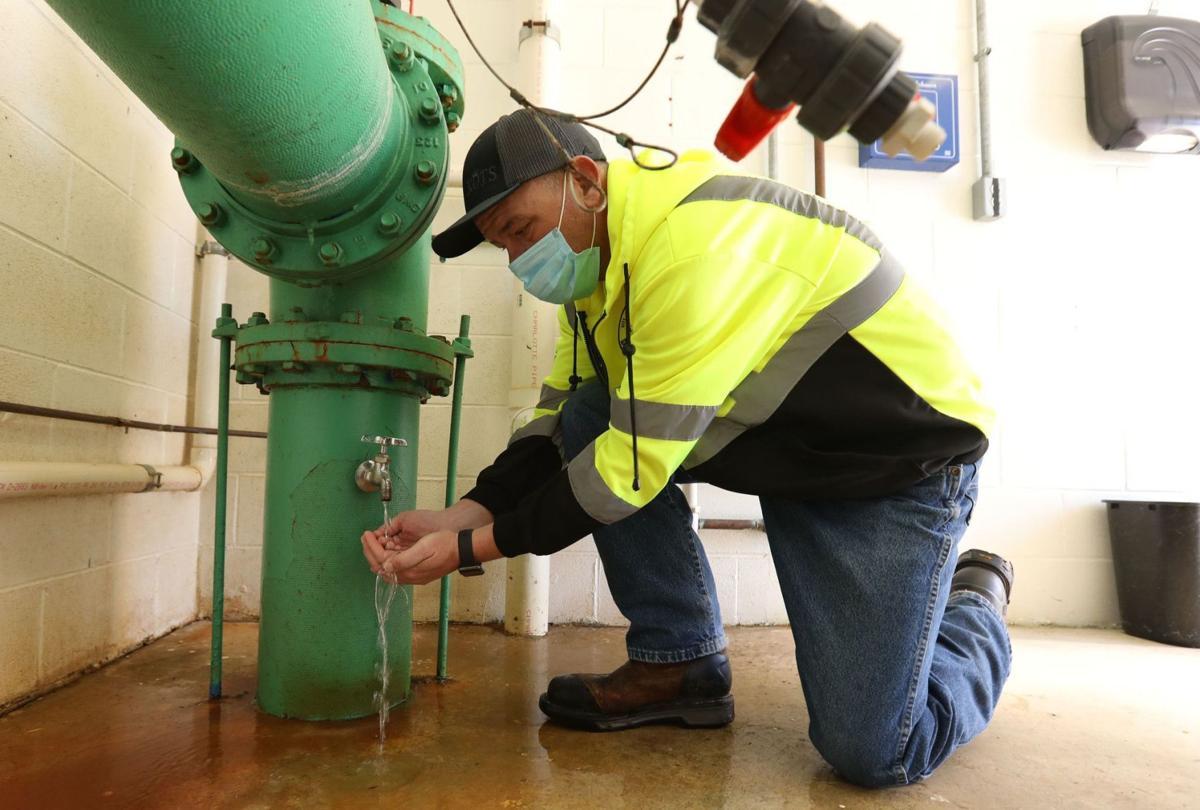 Joliet water system