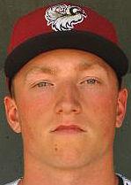 Matt Portland, pitcher, hedshot
