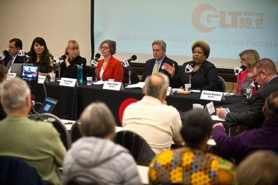 Little support for gas tax hike voiced by Bloomington council candidates