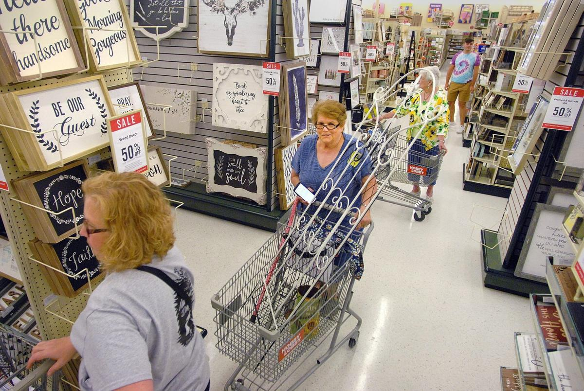 Hobby Lobby opens new Normal store to positive reviews | Local