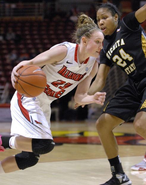 Illinois State vs Wichita State Womens Basketball 2