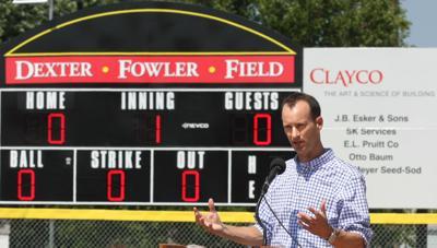 Cardinals bring 'Dexter Fowler Field' to Decatur park   St