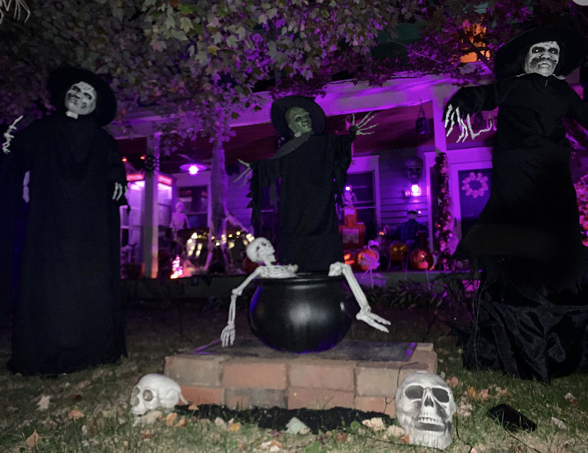 Church Events On Halloween Bloomington Normal 2020 Watch now: Bloomington couple goes all out for Halloween | Local