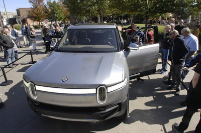 Rivian invests $29.4 million in Normal facility