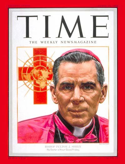 Bishop Fulton J. Sheen