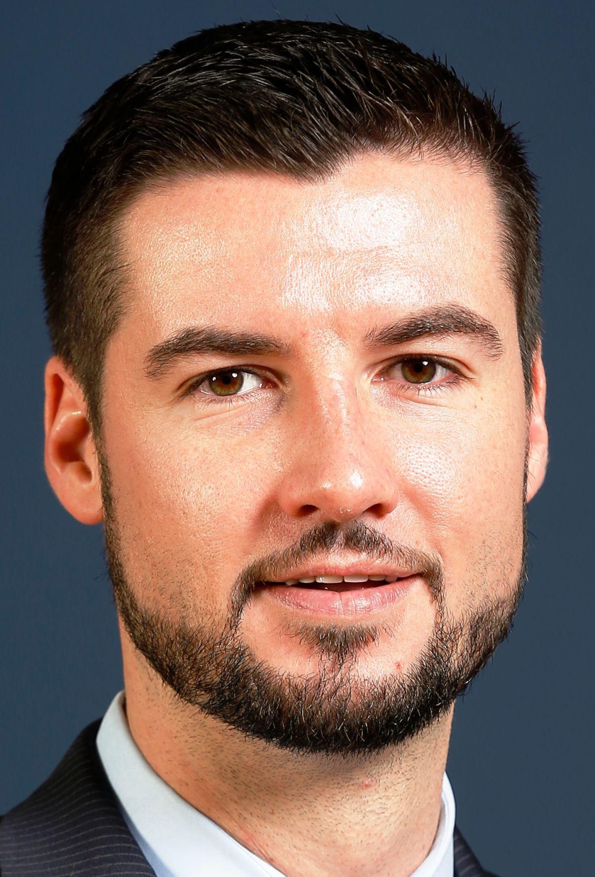 Brendan Mullins ISU assistant coach head shot