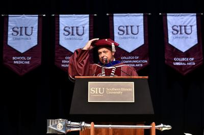 SIUC 141st Annual Commencement
