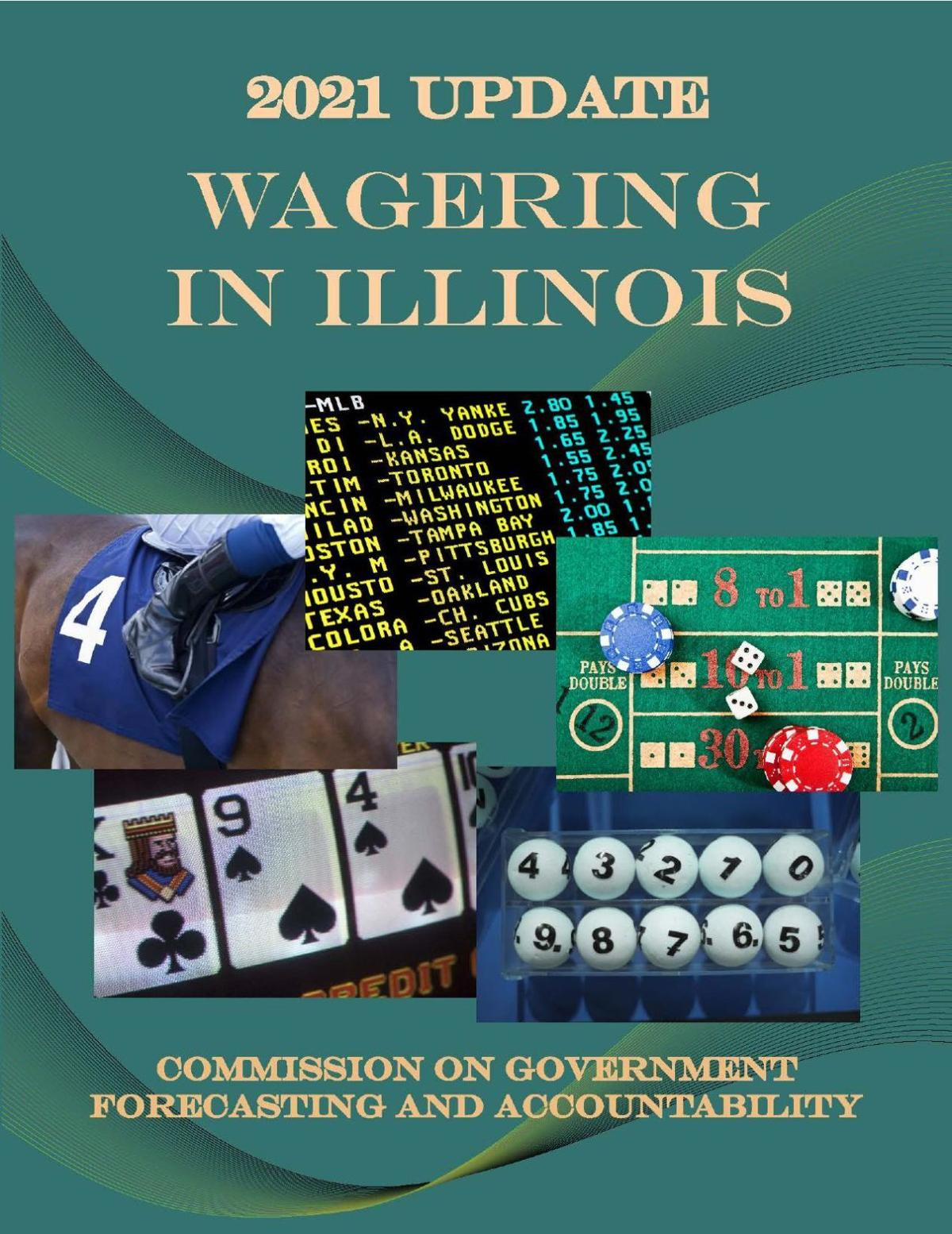 2021 Wagering in Illinois report