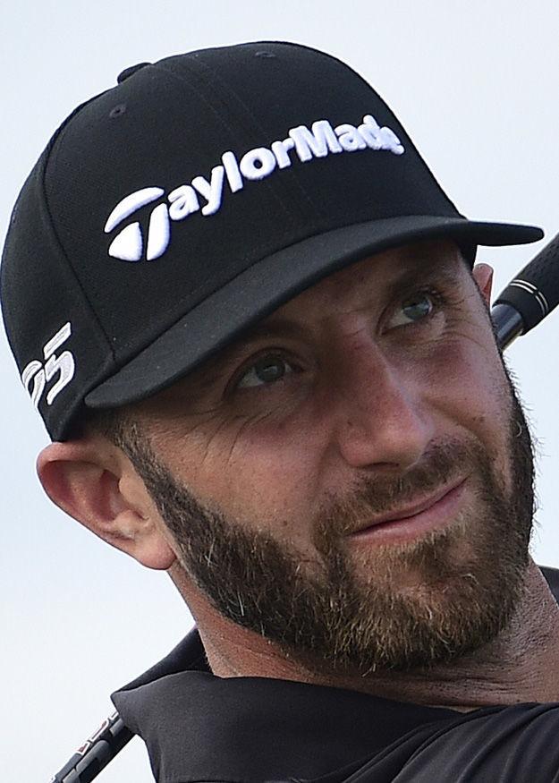 Dustin Johnson, PGA Tour, hedshot