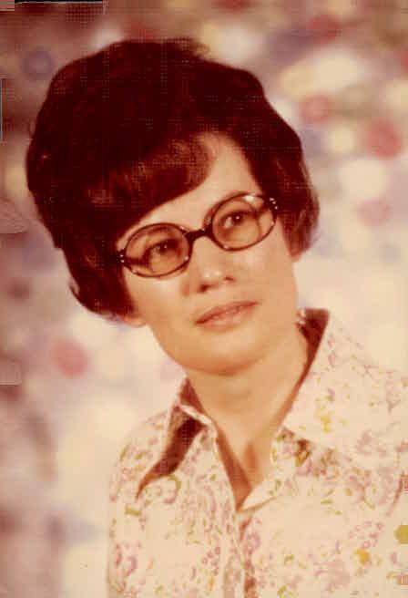 Betty Burbank obit