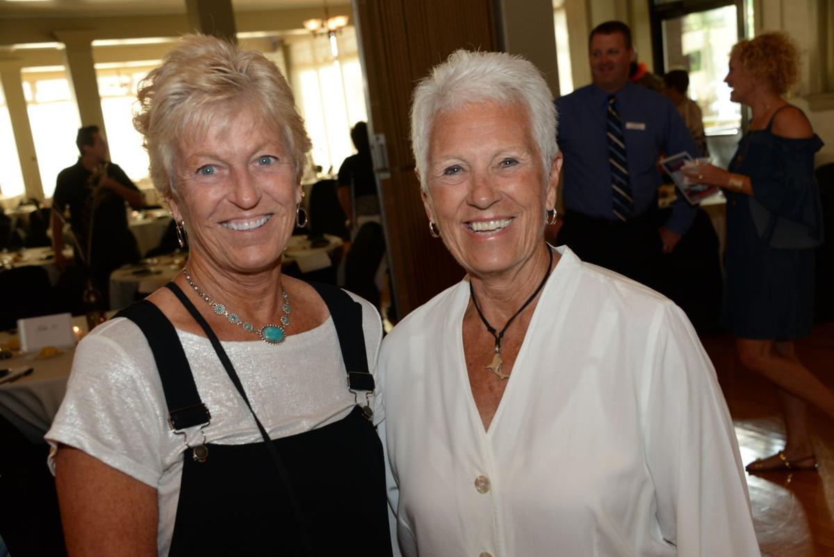 Linda Herman and Jill Hutchison