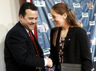 ISU hires new volleyball coach