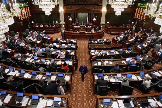 illinois state budget 050710