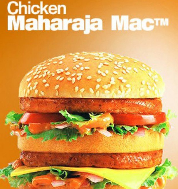 Macdonalds World Of Food
