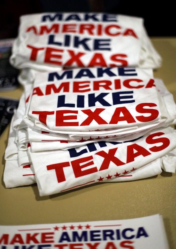 Texas Primary Trump