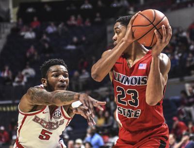 Illinois St Mississippi Basketball