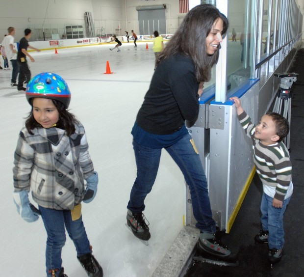 Mother's Day Skate
