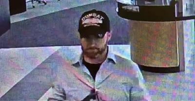 Maryland bank robber