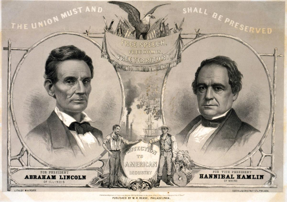 an analysis of being a president of abraham lincoln in united states history