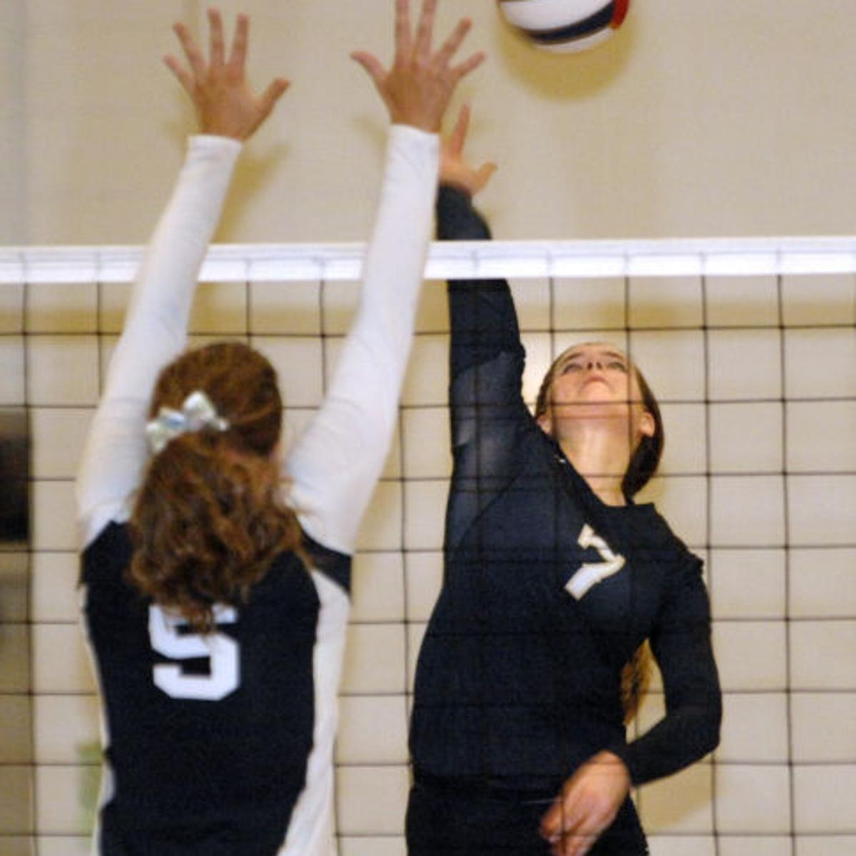 Central S Holt Chooses Wake Forest For Volleyball High School Volleyball Pantagraph Com