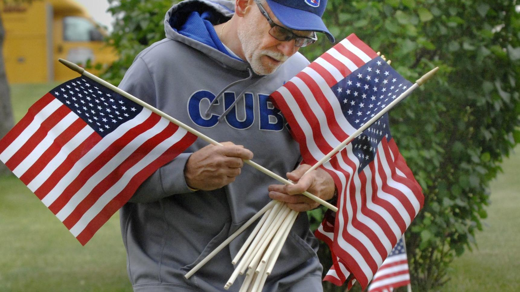 B-N honors fallen soldiers with Memorial Day traditions