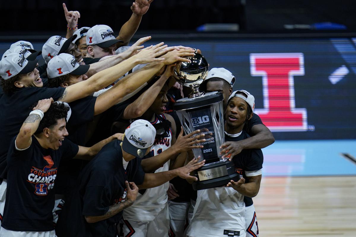 B10 Ohio St Illinois Basketball