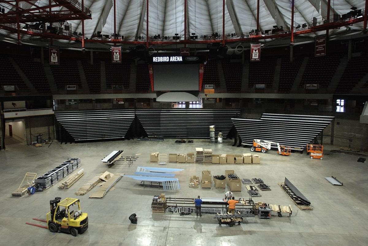 New look coming to the Arena