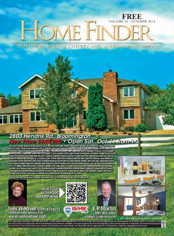 October 2014 Home Finder