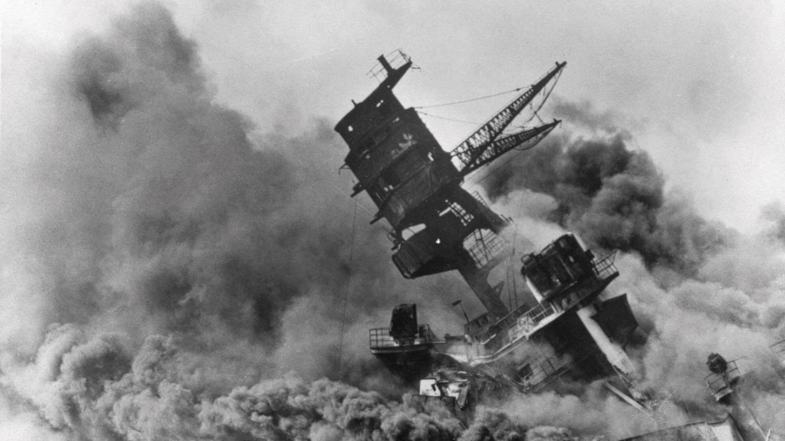 REMEMBERING PEARL: One of just three left, USS Arizona survivor recalls attack