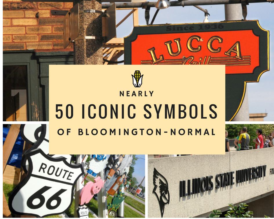 Iconic symbols