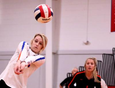 Decatur St. Teresa starts fast on way to defeating Tri-Valley in Class 2A sectional volleyball final