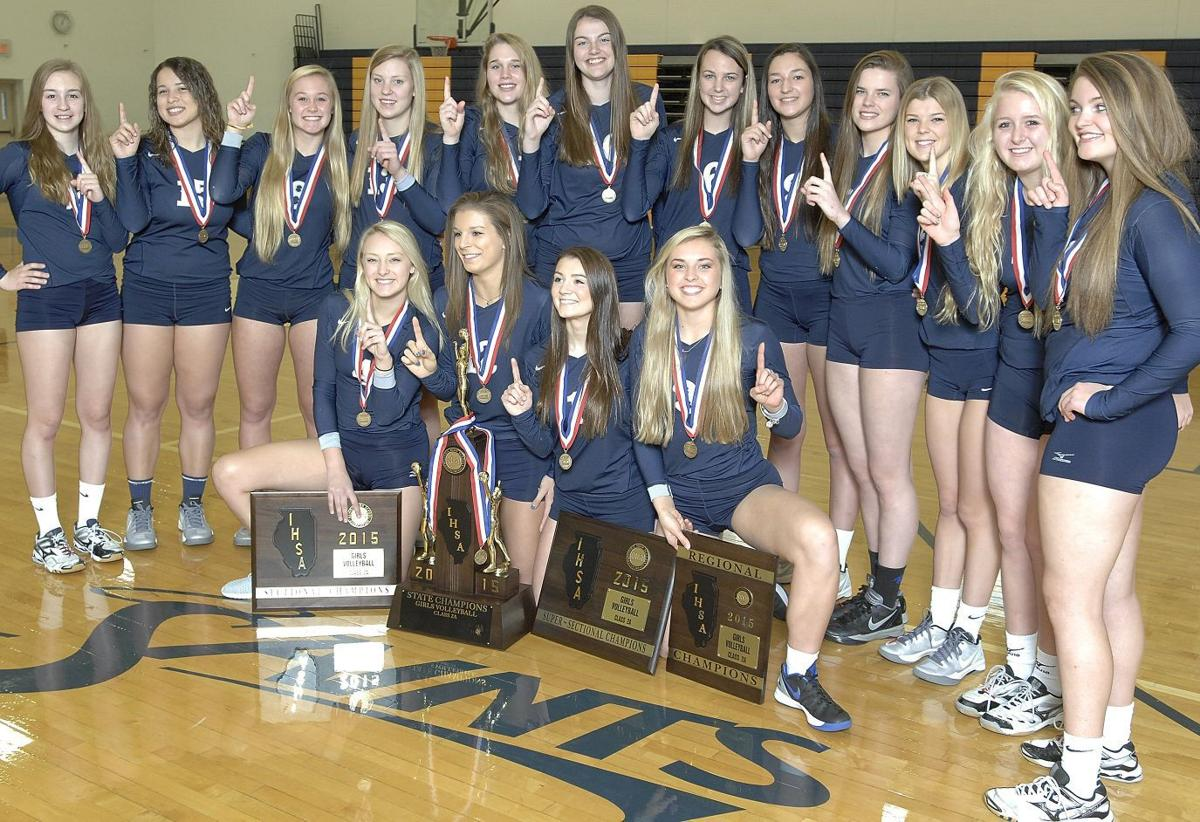 DVIDS - Images - 149 FW volleyball team wins final game of