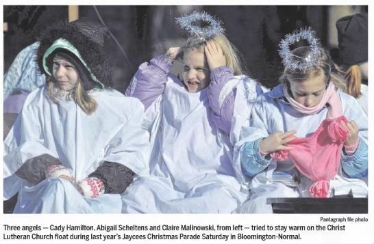 Bloomington Il Christmas Parade 2021 Mother Nature Postpones Christmas Parade Santa Still Coming Entertainment Pantagraph Com
