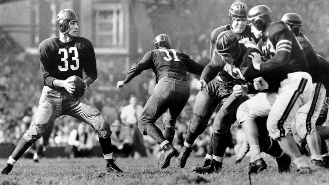 NFL at 100: NFL reaches West Coast, is fairly stable despite war in '40s